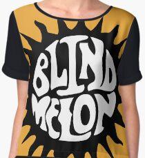 BLIND MELON - Sun Logo Chiffon Top