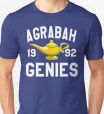 Agrabah Genies Unisex T-Shirt