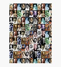 Women Who Science (Feminist) Photographic Print