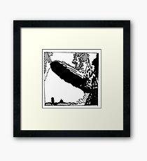 Led Zeppelin- Led Zeppelin Framed Print