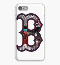 Boston Red Sox Collage iPhone Case/Skin