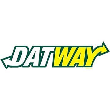 DatWay Original Apparel Regular LOGO T-Shirt (By 2MUD inc.) by 2MUDent