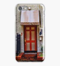Facade 40 iPhone Case/Skin