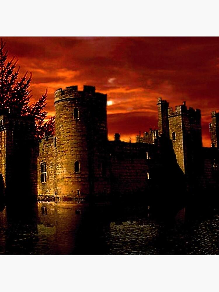 Bodium Castle rot [[[[]]] von jamluc