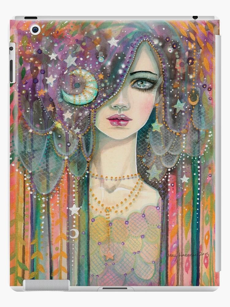 Fantasy Art Galaxy Girl