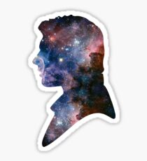 Han Solo - Galaxy Sticker