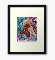 Jewels of Wonder Framed Print
