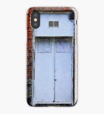 Facade 43 iPhone Case