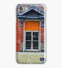 Facade 44 iPhone Case/Skin