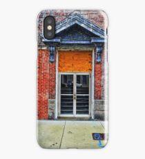 Facade 44 iPhone Case