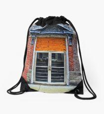 Facade 44 Drawstring Bag