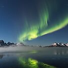 Cold night by Frank Olsen