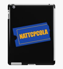 NATTC Pensacola movies iPad Case/Skin