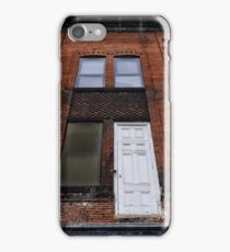 Facade 45 iPhone Case/Skin