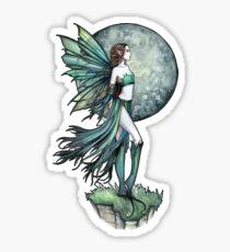 Fearless Fairy by Molly Harrison Sticker