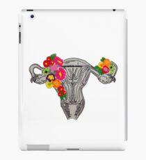 Flower Tubes iPad Case/Skin