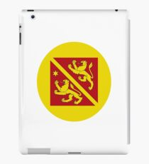 Andelfingen Coat of arms iPad Case/Skin