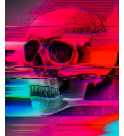 Mortality Glitch Sticker
