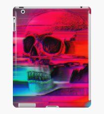 Mortality Glitch iPad Case/Skin