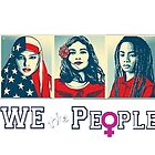 We The People by 4biddenPlastic