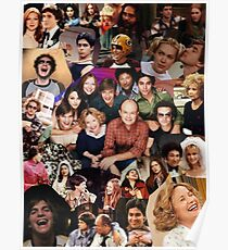 That 70's Show Collage Poster