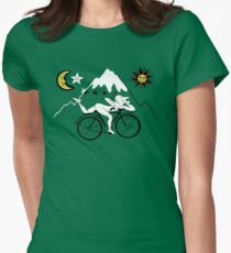 Bicycle Day Women's Fitted T-Shirt