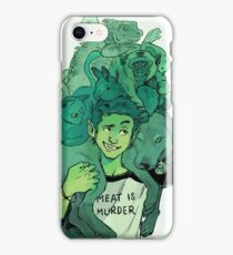 Beast Boy and Pets iPhone Case/Skin