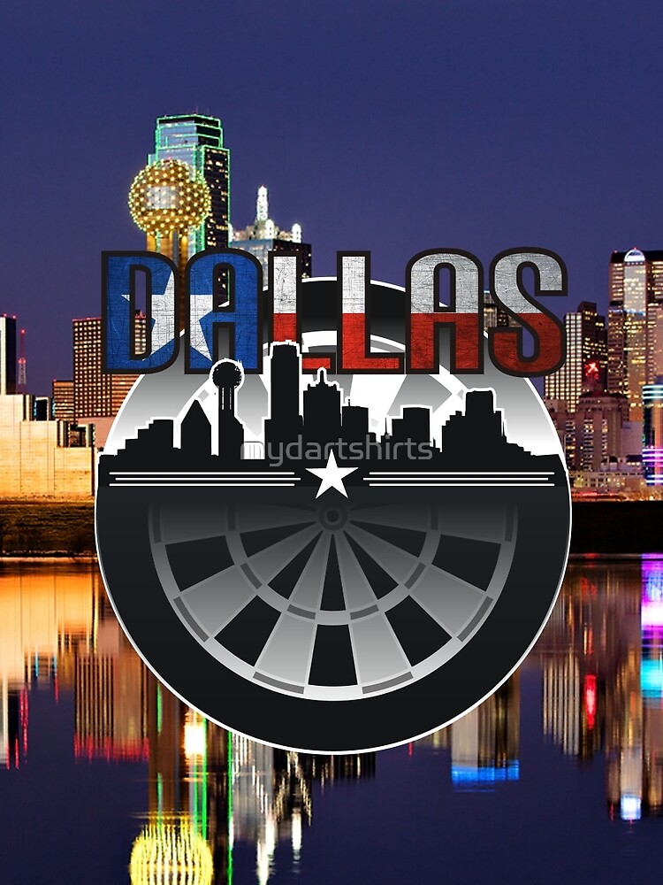 Darts Dallas by mydartshirts