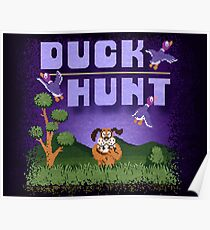 Hunt Duck Custom Size Poster