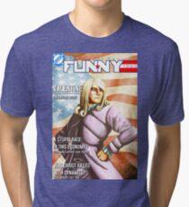 President Funny 1890 Tri-blend T-Shirt