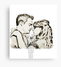 Nick&Jess Canvas Print