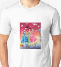 Wine O'Clock! Unisex T-Shirt