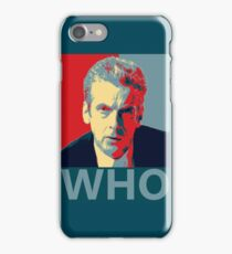 Who? iPhone Case/Skin