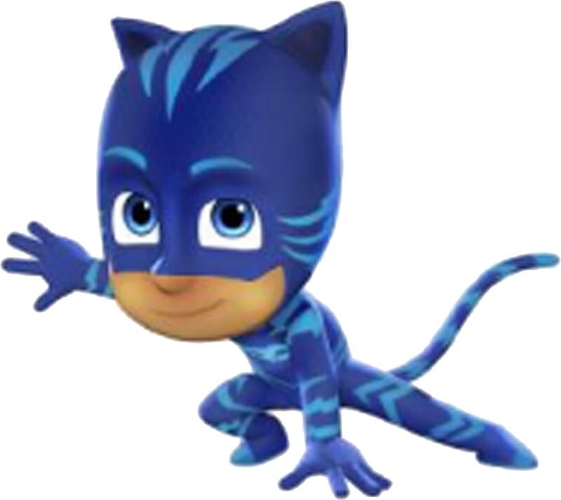 Pj Masks 3 Inch Light Up Figure Catboy Catboy Cape By