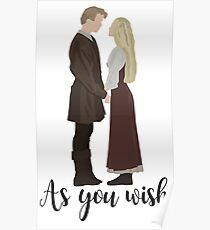 Princess Pride - As You Wish Poster