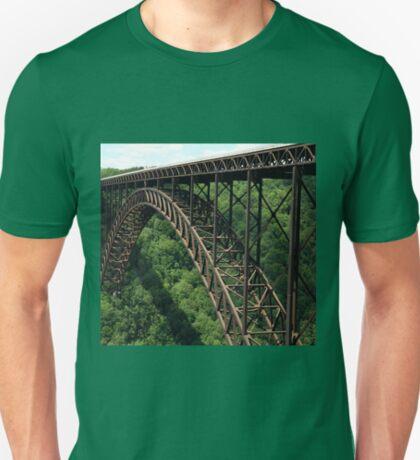 New River Gorge Bridge T-Shirt