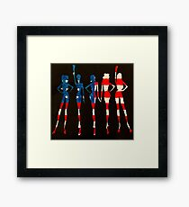 We, The Women Framed Print
