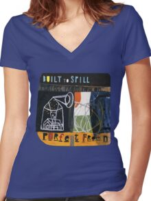 Built to Spill - Perfect From Now On Shirt Women's Fitted V-Neck T-Shirt