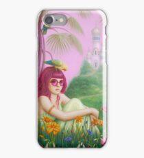 Seek the Garden of Peace - Release iPhone Case/Skin