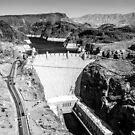 Hoover Dam by Radek Hofman