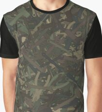 Tools camouflage Graphic T-Shirt