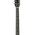 Guitar Neck by Merwok