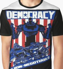 Liberty Prime Graphic T-Shirt
