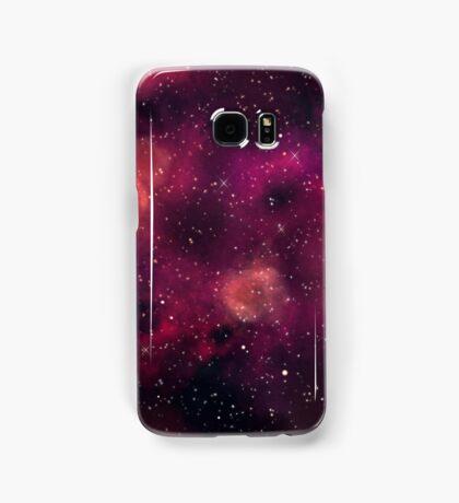 Blood Orchid Galaxy Samsung Galaxy Case/Skin