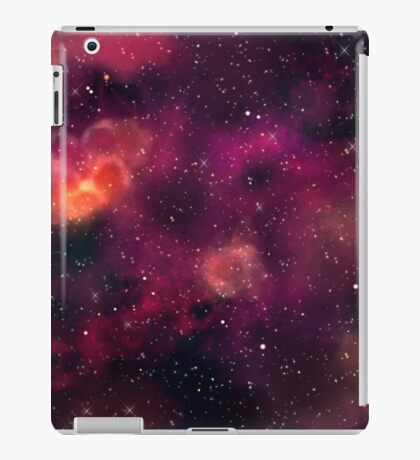 Blood Orchid Galaxy iPad Case/Skin