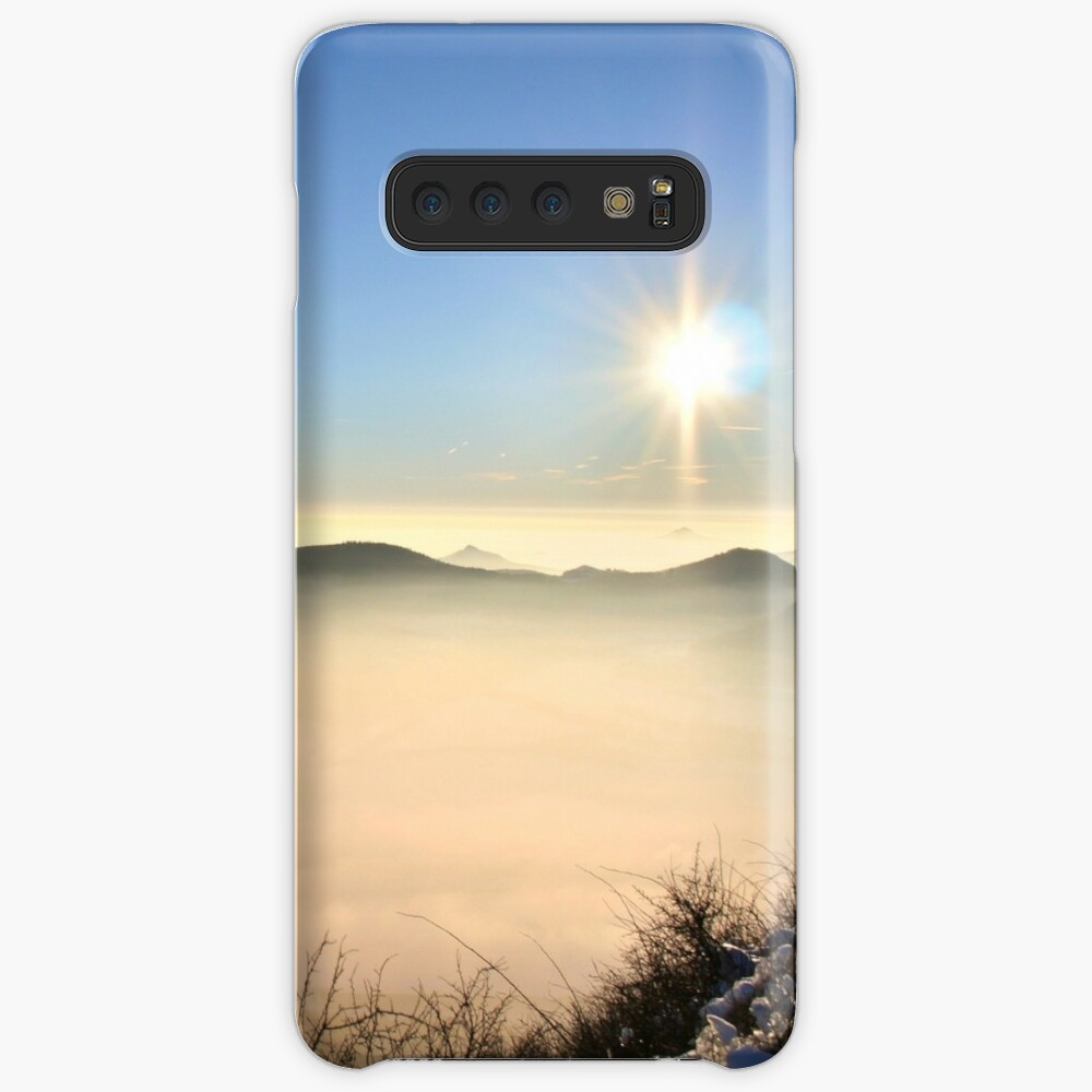 Misty mountains Case & Skin for Samsung Galaxy