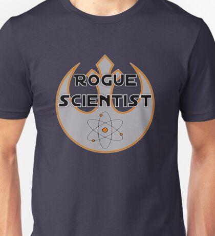 Rogue Scientist Unisex T-Shirt