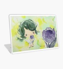 Fen's Art World Tulip Laptop Skin
