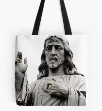 Sacred Heart Jesus Tote Bag