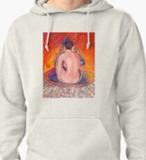 Acupuncture Energy Pullover Hoodie